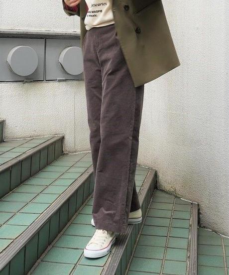 velvet pants【2204308】