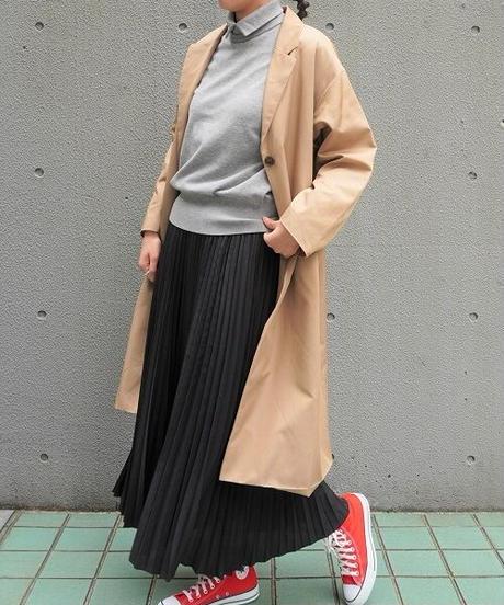 pleats skirt【2203602】