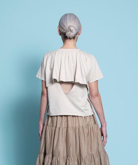 back frill tops【2212808】
