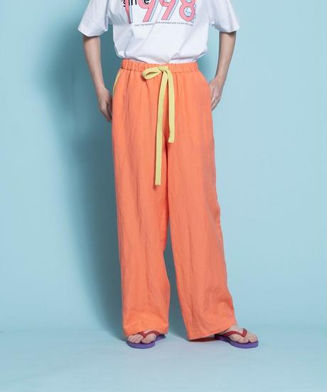 easy  linen easy pants【2212306】