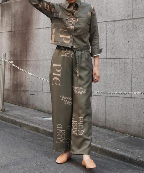 cotton jacket【2213503】