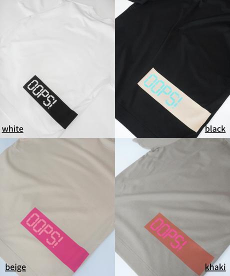 OOPS!!BIG T-shirt【2212866】