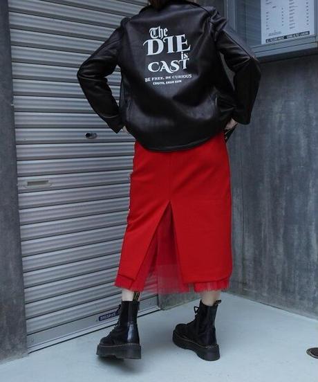 rider's jacket logo【2203503】