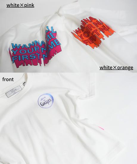 THE GOOGLES short T-shirt【2211853】