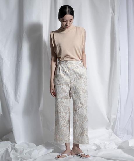 sleeveless knit【2211705】