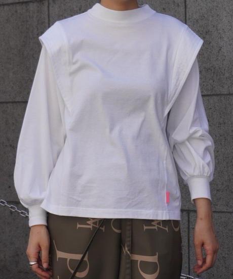 power shoulder long sleeve【2213802】