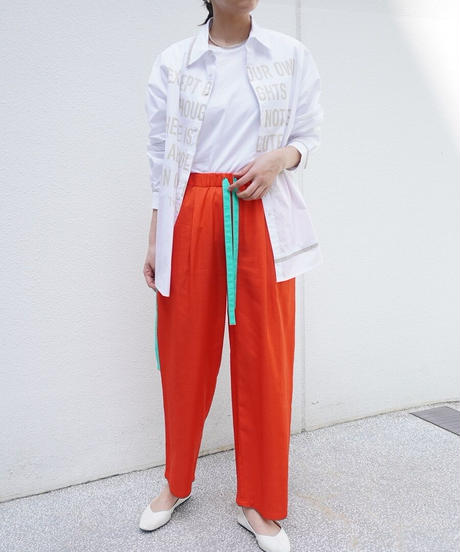easy wide pant【2211302】
