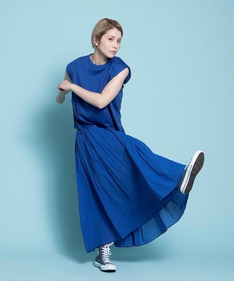 gather long skirt【2212609】