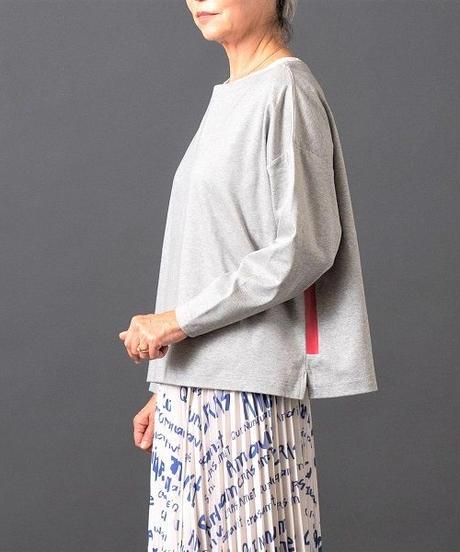 boat neck pullover【2201801】