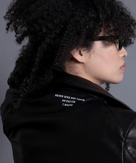 logo  rider's jacket 【2213501】