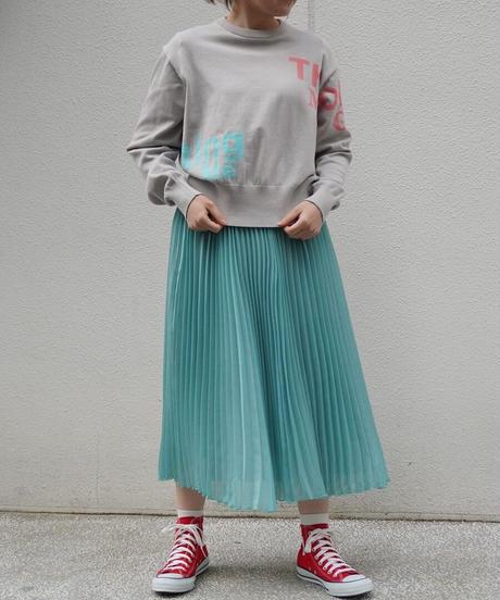 pullover logo knit【2211701】