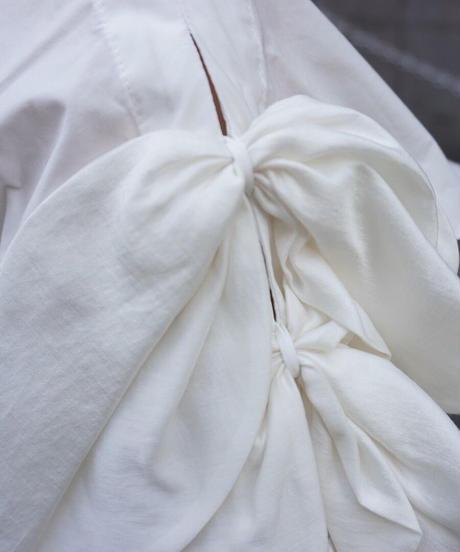 ribbon blouse【2212111】