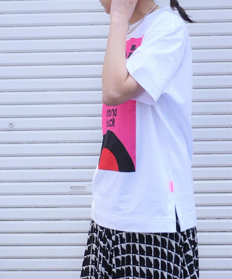 seventies style BIG T-shirt【2211855】
