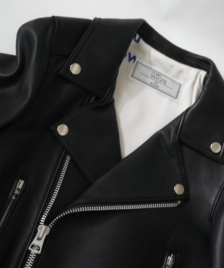 rider's jacket 【2213502】ロゴ無