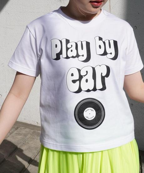 play by ear short T-shirt【2211851】