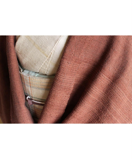 丹殻染斜子織 (品番:1511-09)