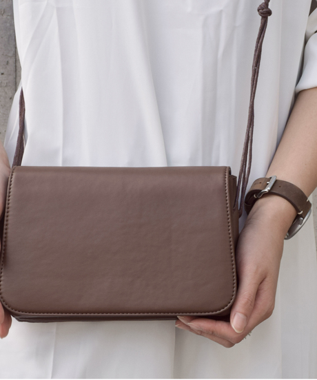 Square  Shoulder Bag【3-B9339】