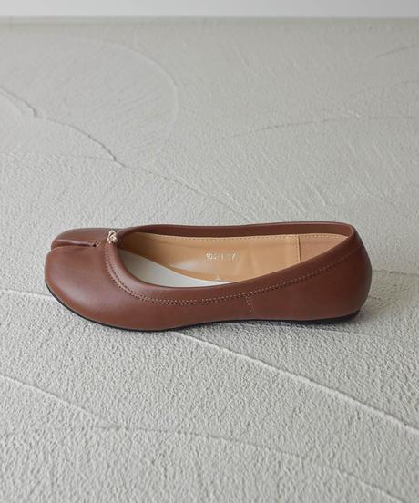 (ブラウン) 靴ずれしらずの、足袋シューズ 106-1