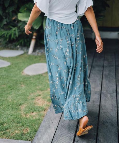 Mimosa / Maxi Skirt