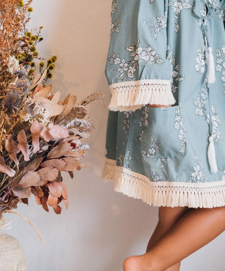 little turquoise co. / Floral Gypsy Dress