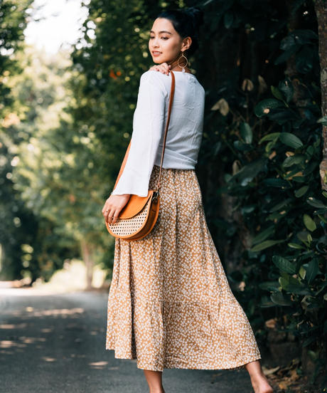 Daisy Love Fishtail Skirt