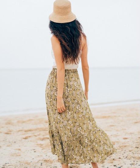 The Oceans Away / FishTail  Skirt