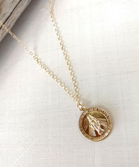 Baby Coin Necklace