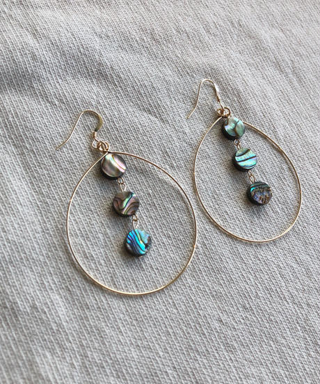 Avalon Shell Earrings