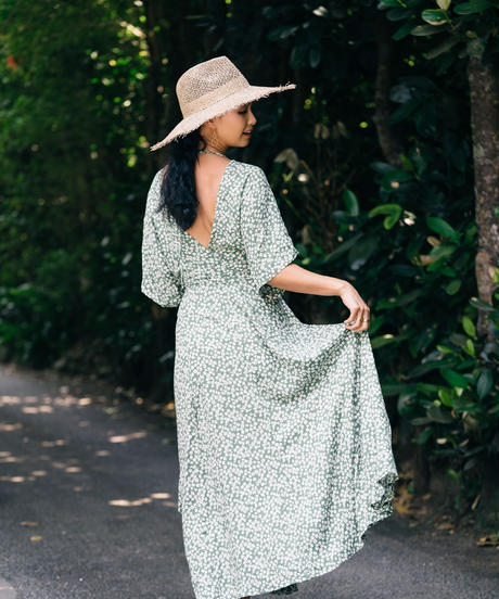 Daisy Love Maxi Dress