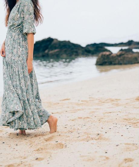 The Oceans Away / Maxi Dress