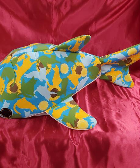 【KASEI】にゃんふらわー小サメショルダー