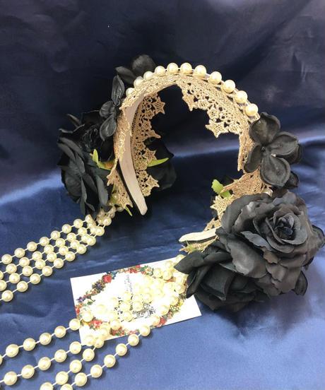 《Triple*fortune》トゥーランドットヘッドドレス