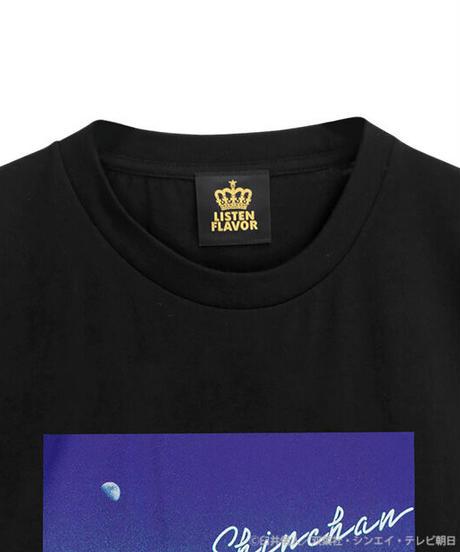 LISTEN FLAVOR CRSC-0001  野原家ビッグTシャツ