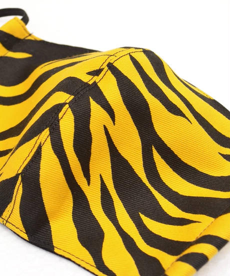 HELLCATPUNKS  HCP-GD-0054 ゼブラ柄ファッションマスク