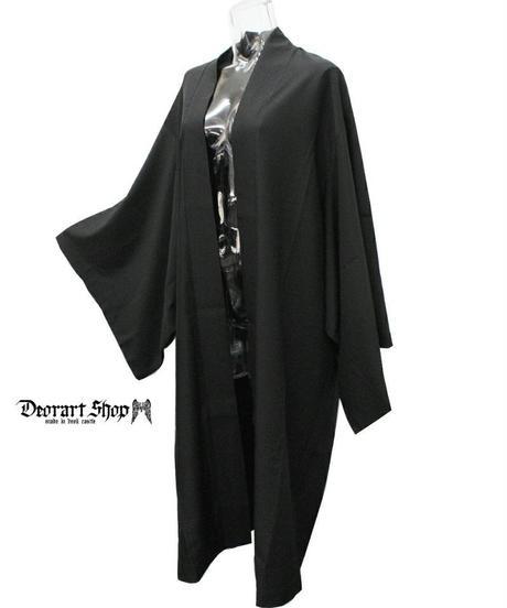 Deorart DRT2503 STファブリック地 着物袖 羽織り風 ガウンカーディガン