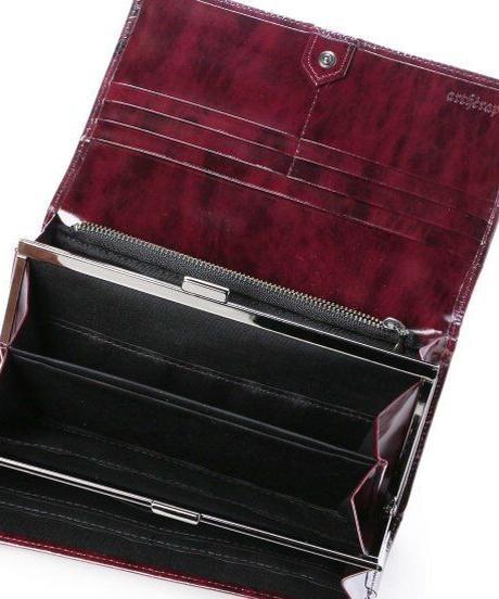 artherapie  230664 ローズジャルダン  かぶせがま口長財布