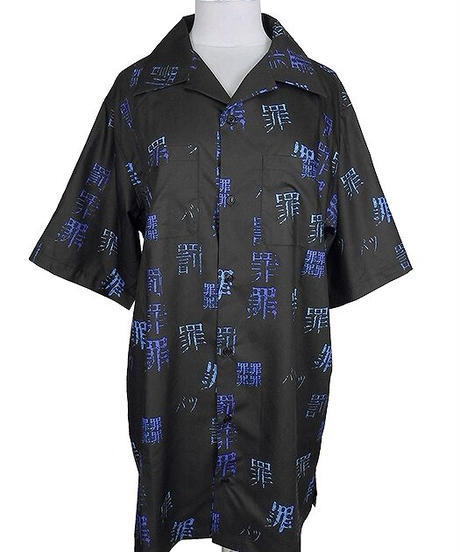 SEXPOT ReVenGe sb01103 罪罰 フルカラー SUMMER BIGシャツ