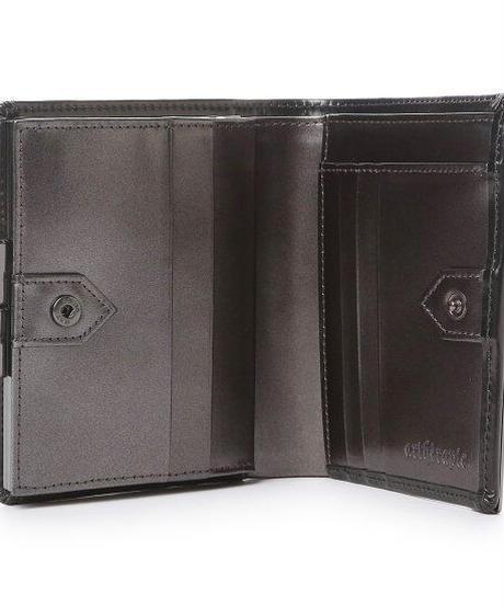 artherapie  230568 ATメタルプレートアドバン 二つ折りがま口財布