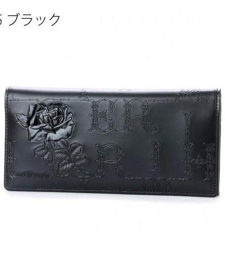 artherapie  230679 フィセルローズ かぶせ長財布 スリムタイプ