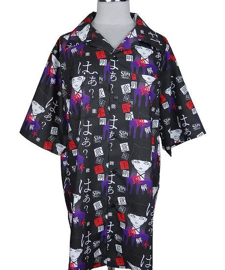 SEXPOT ReVenGe sb01098 意味不明 フルカラー SUMMER BIGシャツ