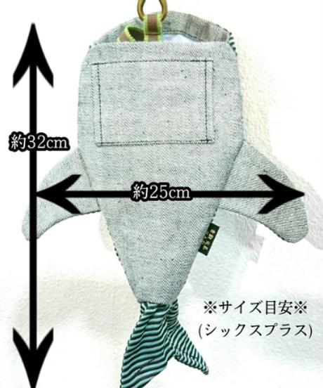KASEI/カセイ タタミベリザメ6+ 肉球(白x黒)