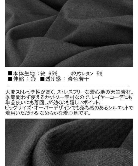 Deorart  DRT2559 オーバーサイズ プリントビッグT [Frame] ゴシック・オカルト・ヴィンテージ
