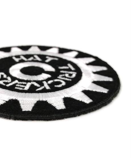 『GEAR』PATCH BLACK x WHITE