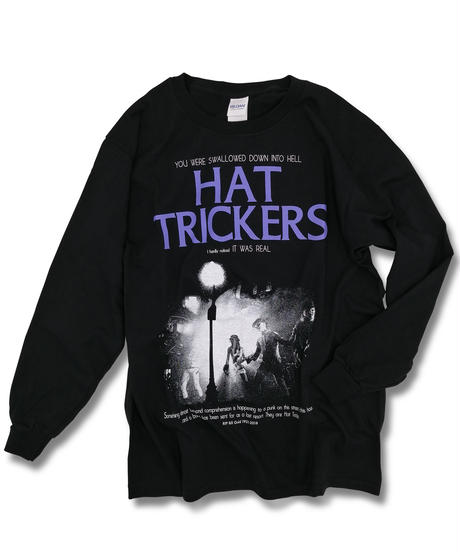 『INTO THE HELL』LONG-SLEEVE