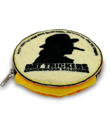 A.F.P.×HAT TRICKERS・DIY CIRCLE POUCH『CLOCKWORK SOLDIERS』A-TYPE