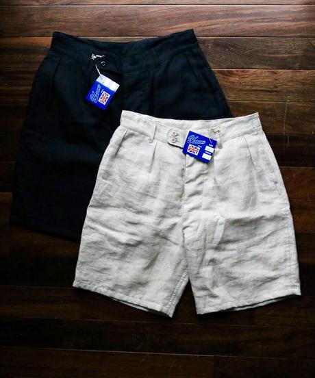 Yarmo / Linen Officer Shorts