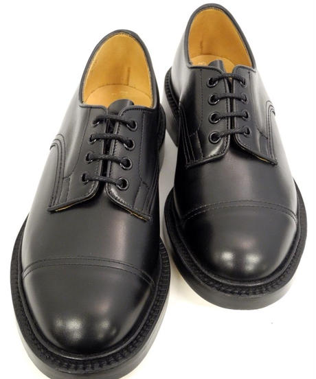 Tricker's × UW / Cap Country Shoes / Black