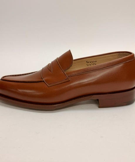 19.16 Rejected Tricker's / Brown / Loafers / Leather  Sole