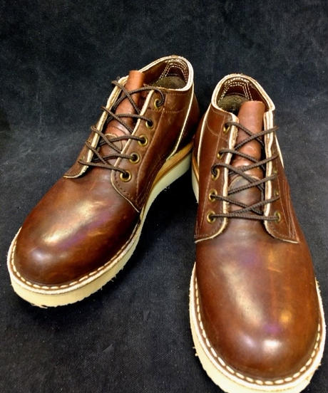 2 Hathorn / Brown Oild / Oxford / Size6 Half D