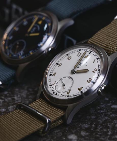 UNION WORKS Original / Wrist Watch / Black